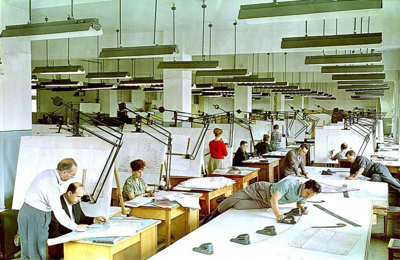 Конструкторское бюро, СССР, 1960-е