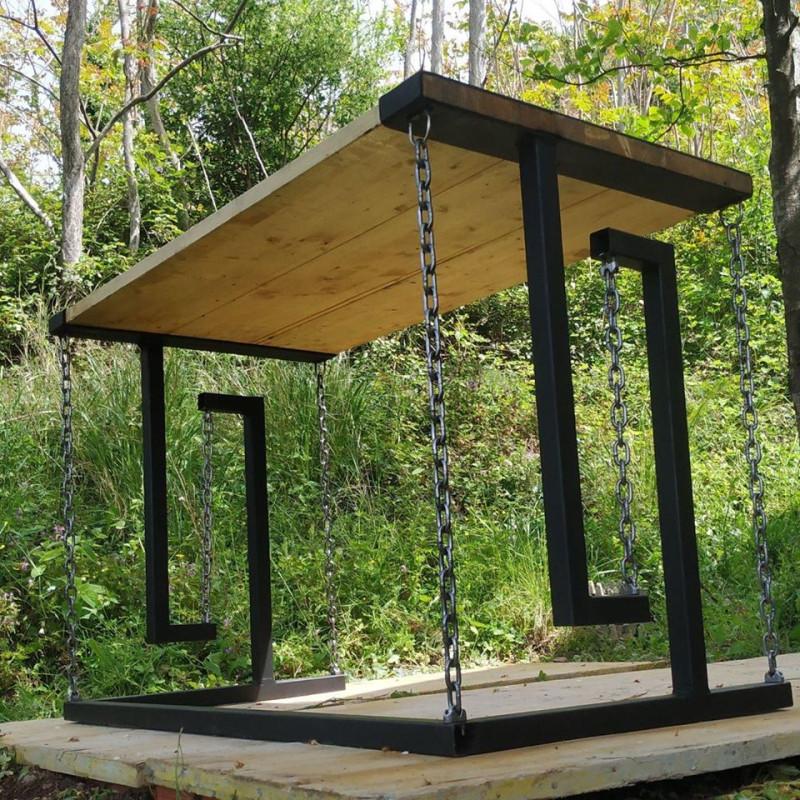 Стол S-Table тенсегрити