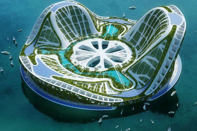 Архитектура будущего: биоморфизм, бионика, биомимикрия.