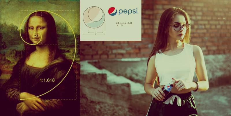 Что общего у картины Моны Лизы да Винчи с логотипом Пепси?