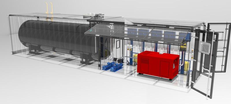 Прибыльность с автоматизацией проектирования сосудов и трубопроводов в Компас 3D