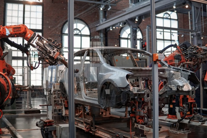 Машиностроение, безусловно, составляет большую часть современного мира