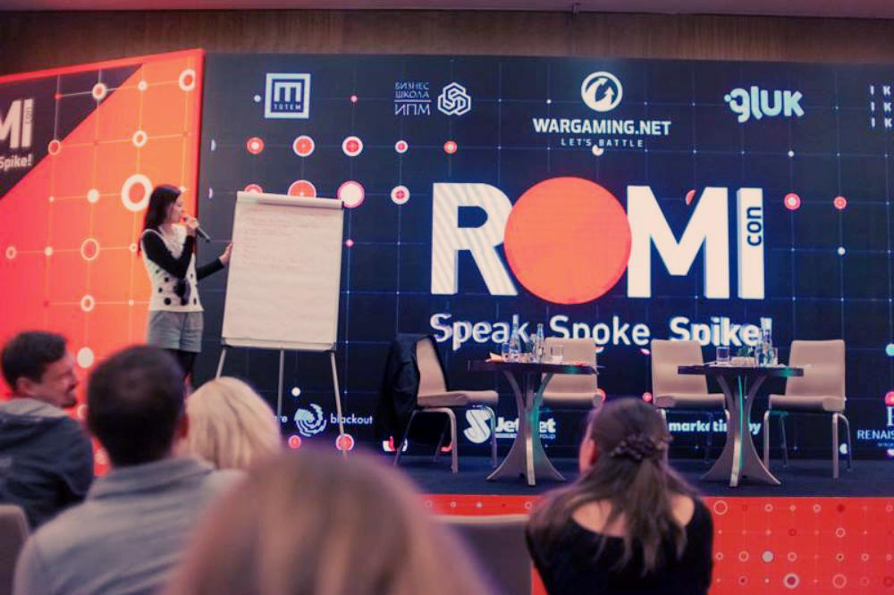 ROMI CON 2015 Презентация креативных кейсов c Michael Gieser для World of Warships