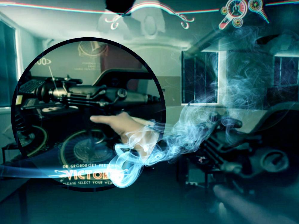 Стартап демонстрация VR-реальности от Magic Leap, которая ранее получила инвестиции от Google в размере более полумиллиарда долларов, опубликовал видео реалистичного шутера, действие которого происходит в дополненной реальности.