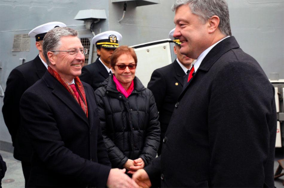 Пойдет ли Дональд Кук к Крымскому мосту?
