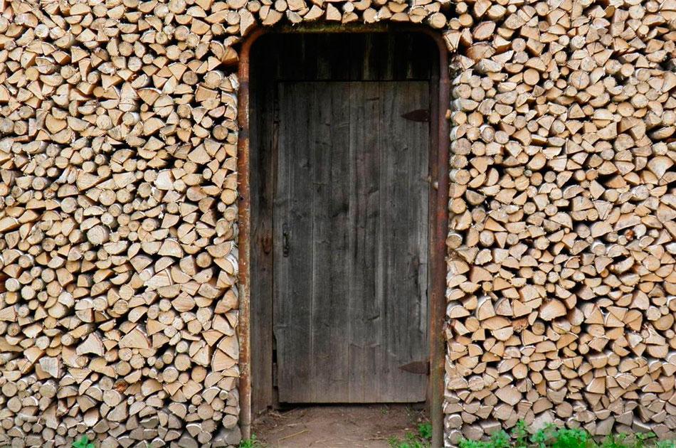 Украинцы переходят на дрова