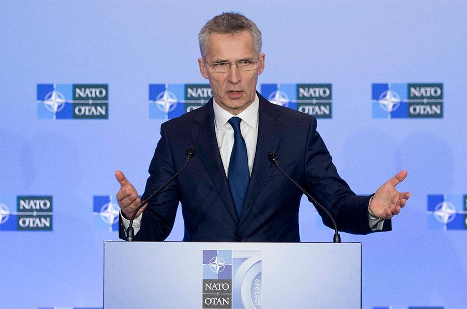 НАТО расползается