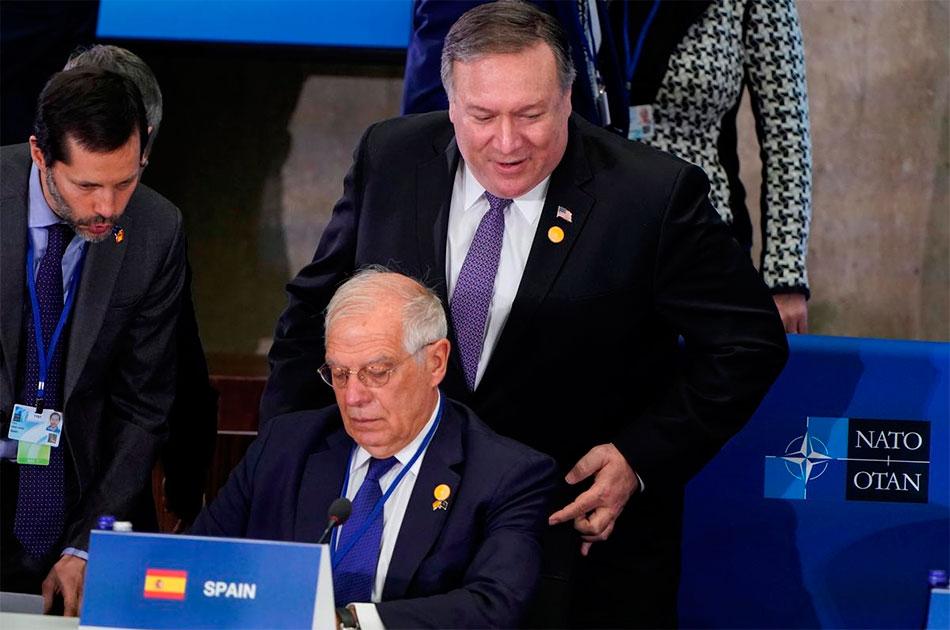 Когда распустят НАТО?