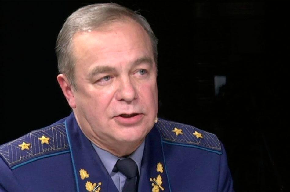 Россия окружила Украину