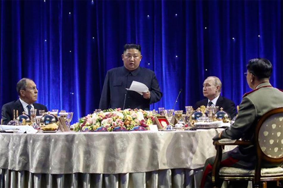 Суверенный Ким Чен Ын