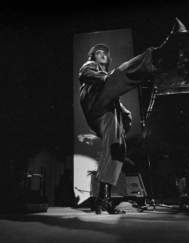 1979 год: Элтон Джон в Москве