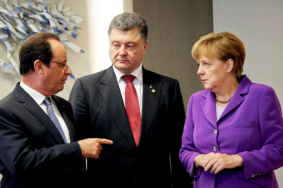 Зачем Порошенко едет в Берлин