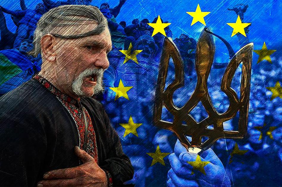 Сколько мир должен Украине