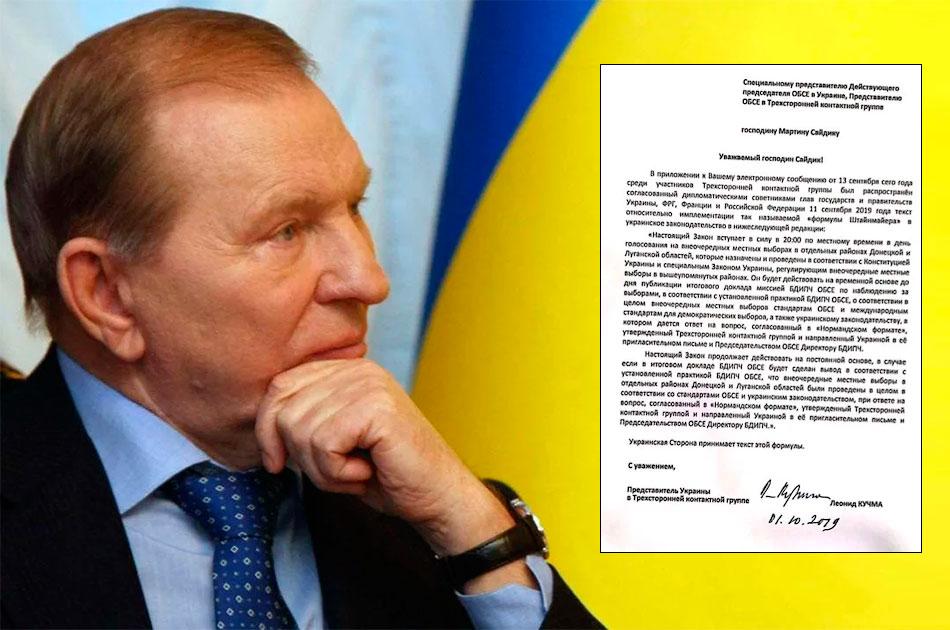 Украинская загадка