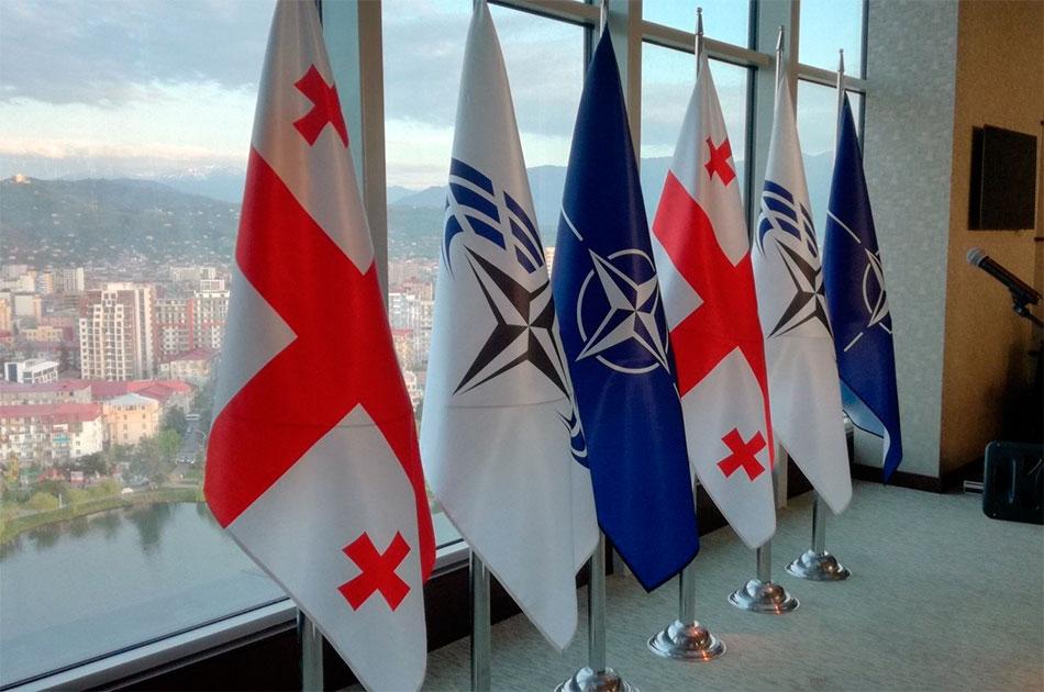 Ни Грузию, ни Украину в НАТО не примут