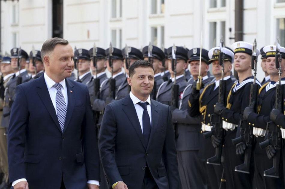 Пакт Украины с Польшей