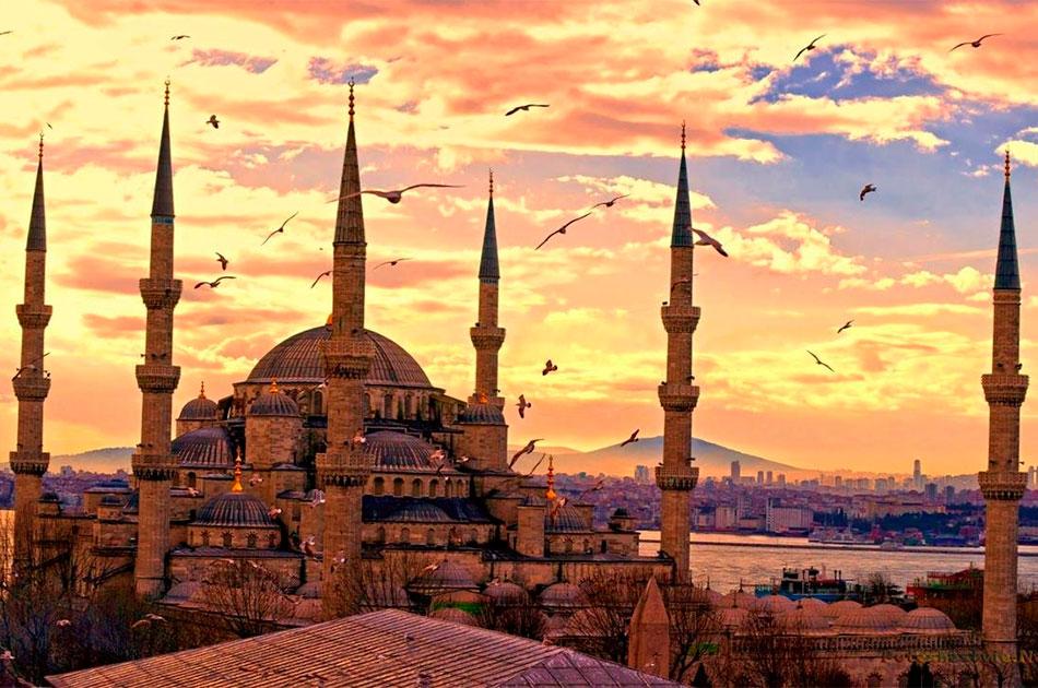 Зачем Эрдогану мечеть в Святой Софии