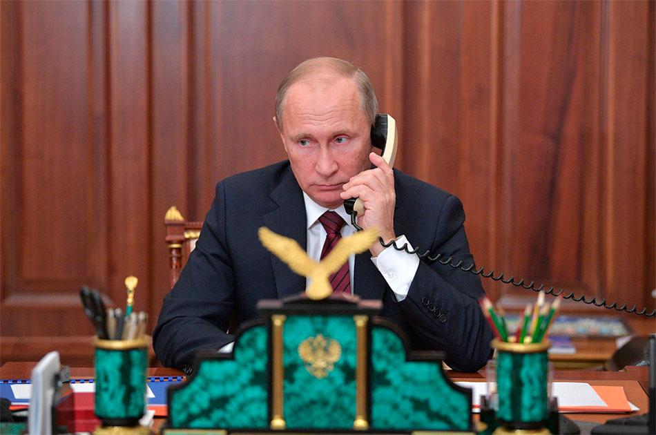 Путин поговорил с Байденом. Но не обо всем
