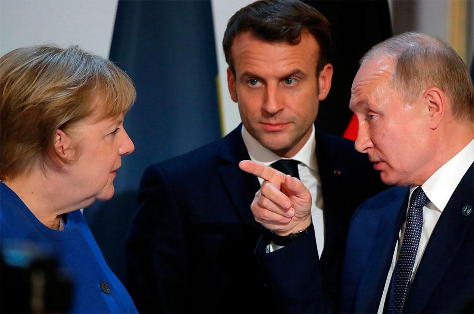 Нормандский формат без Украины