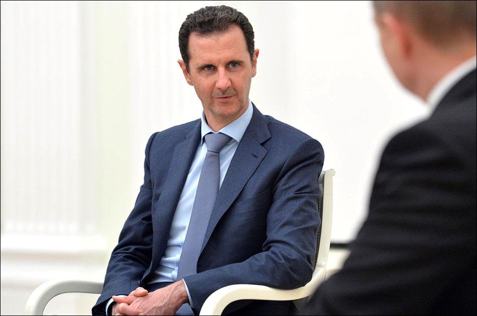 Зачем Асад приезжал в Москву