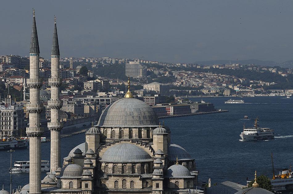 Могут ли турки перекрыть босфор