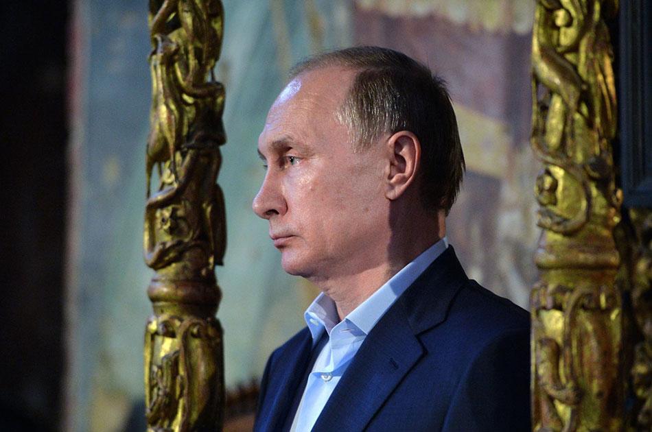 Брат Путин