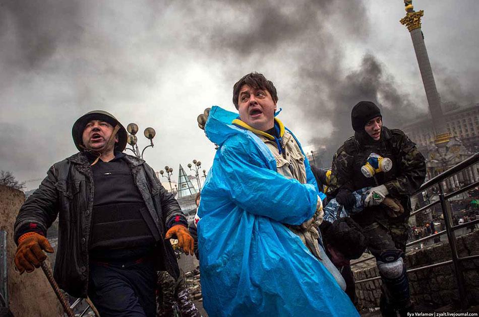 Наступившее будущее Украины