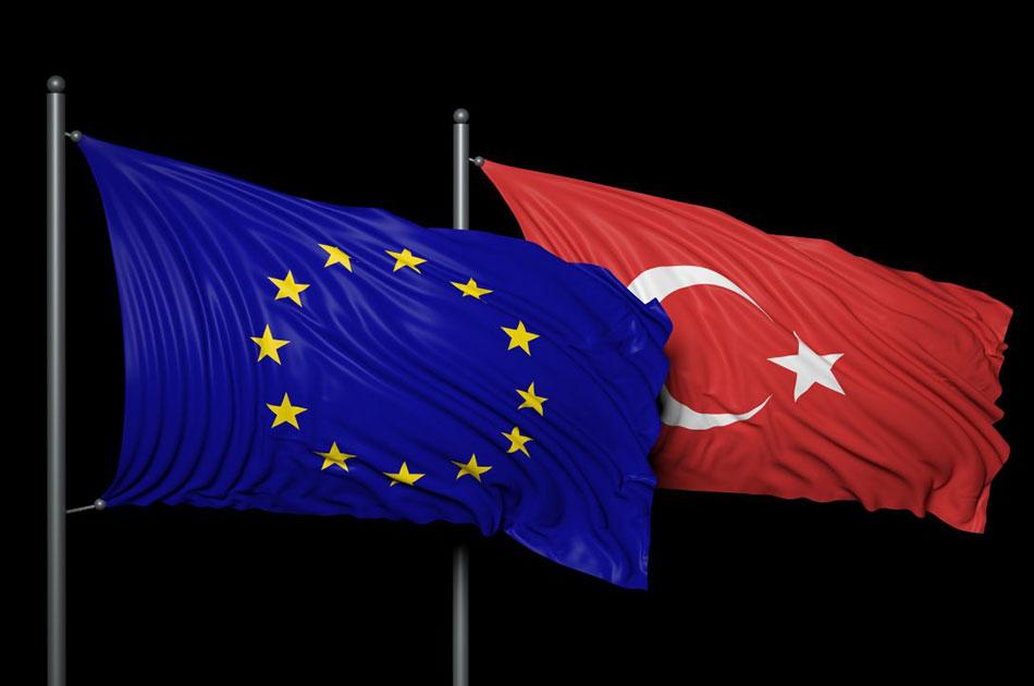 Турция между Евросоюзом, Ближним Востоком и Россией