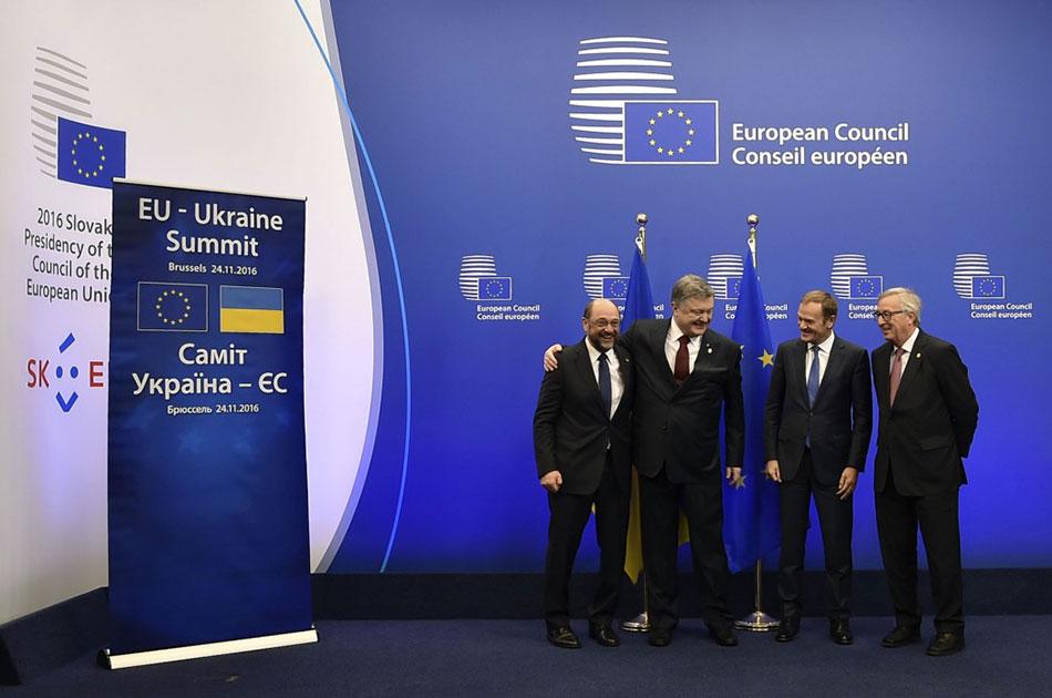 Украина в Европе: ни чучелом, ни тушкой