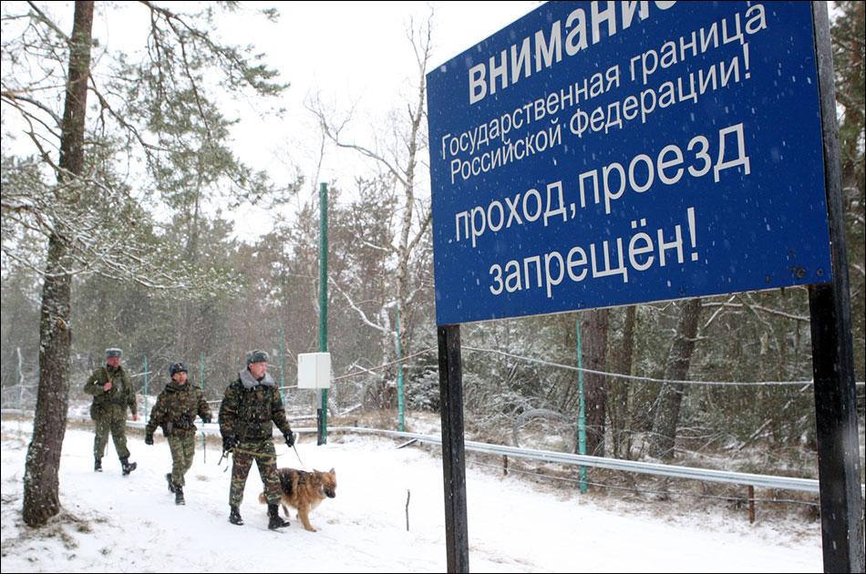 Зачем Литве забор на границе с Россией