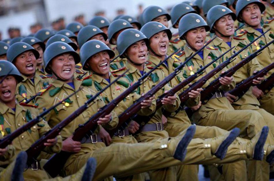 Эта страшная Северная Корея