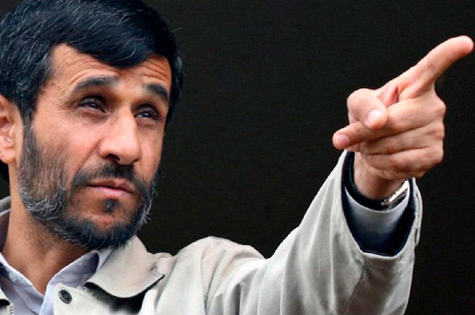 Ахмадинежад снят с президентской гонки