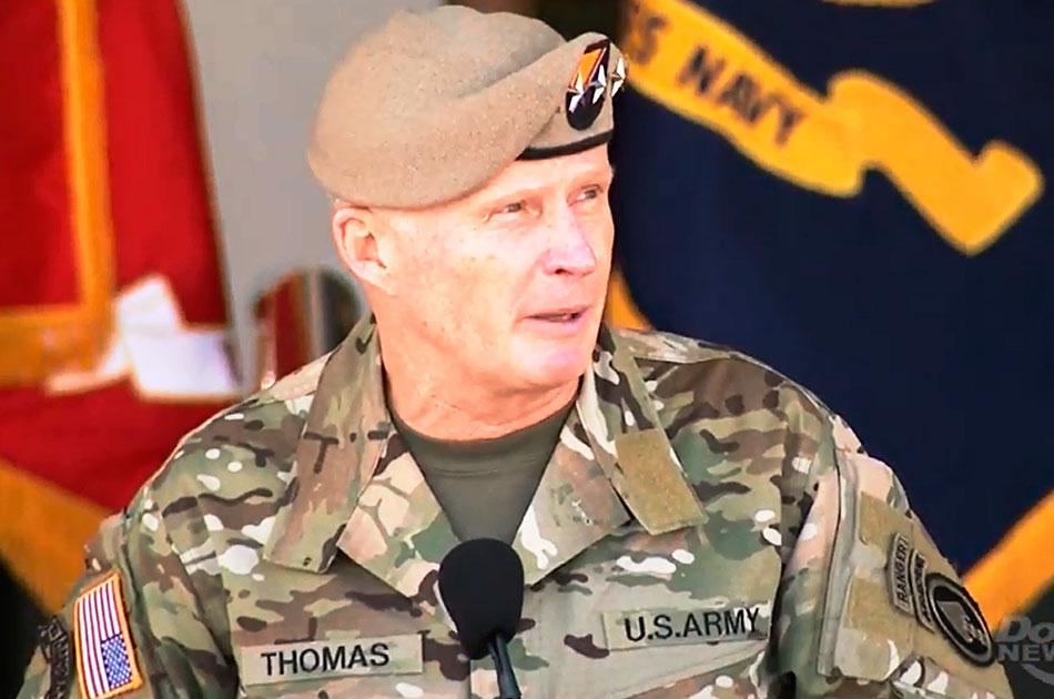 Признание американского генерала