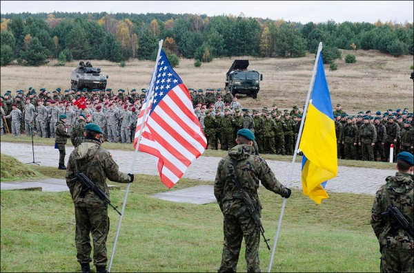 Одинокая Америка, одинокая Украина
