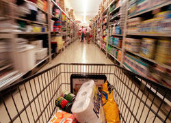Честная статистика: сколько продуктов можно купить на зарплату