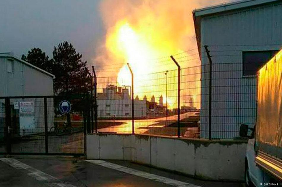 Взрыв в Баумгартене отрезвил европейцев
