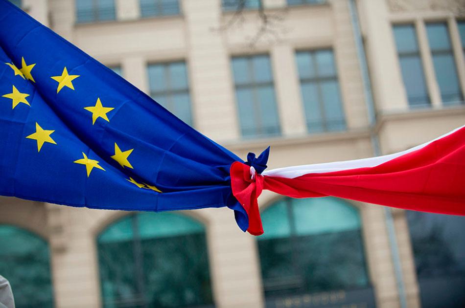 Польша под санкциями