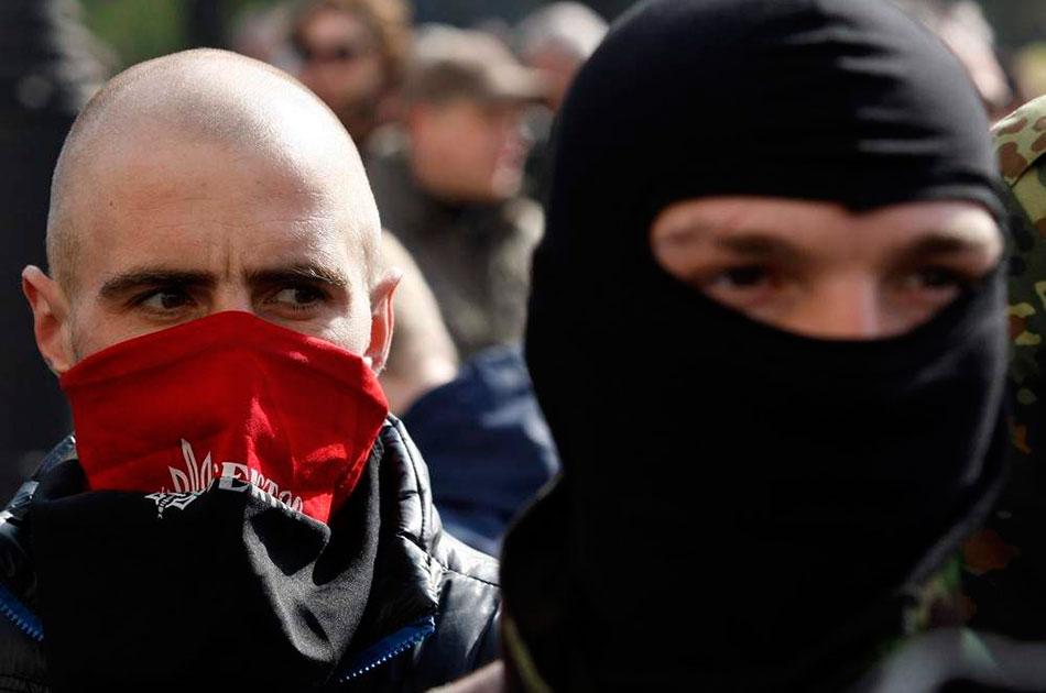 С годовщиной Майдана