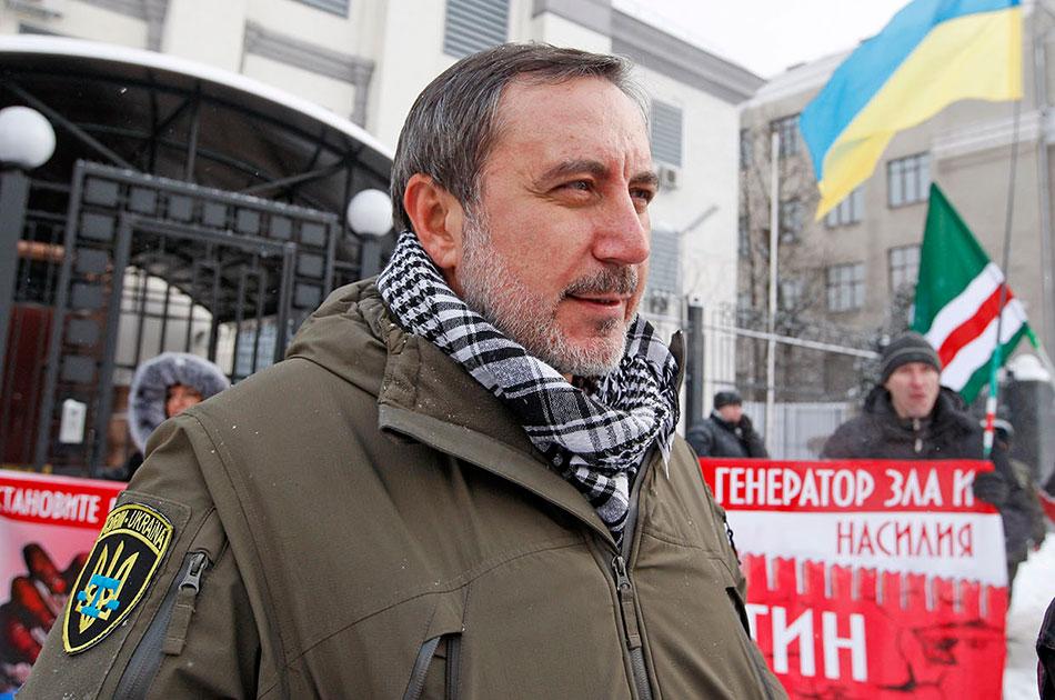 Ленур Ислямов против Крымского моста