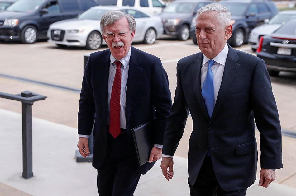 США останутся в Сирии