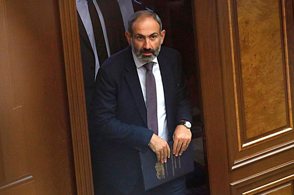 Премьер Пашинян