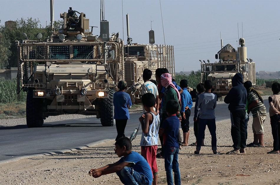 Почему США выводят войска из Сирии