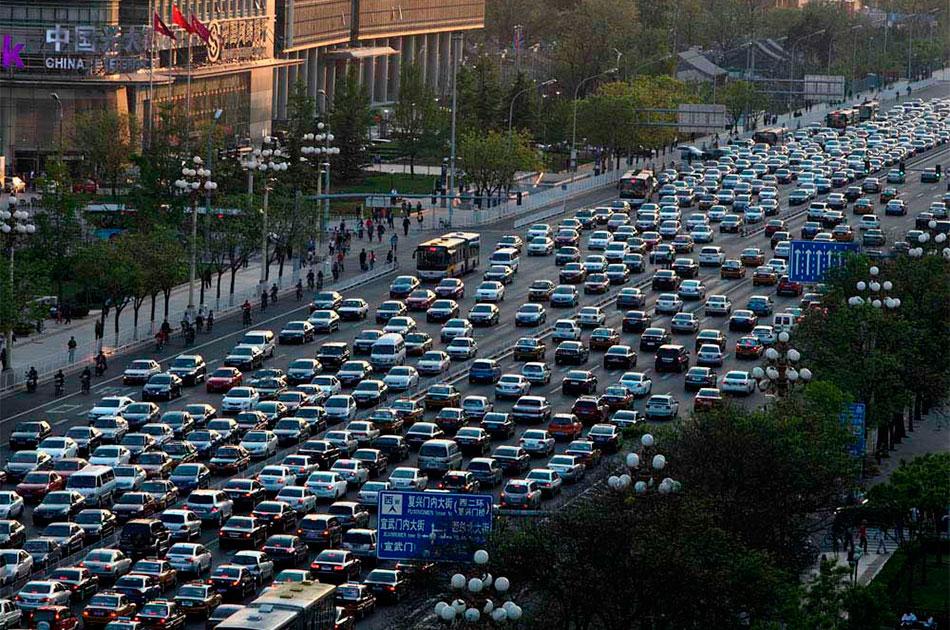 Автогигант Китай