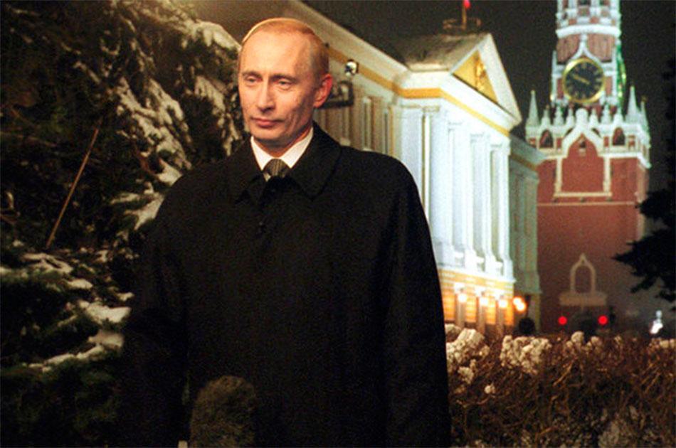 Дерзкий Путин