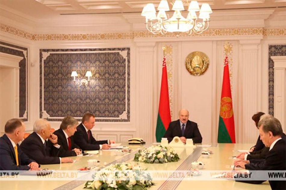 Белоруссия против России