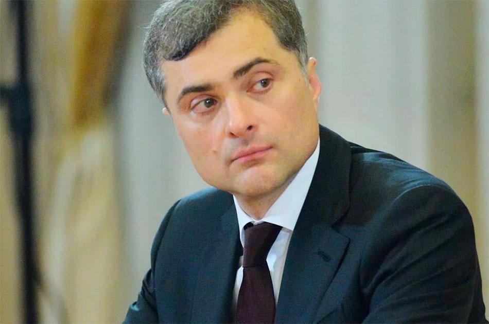 Несколько слов о статье Суркова