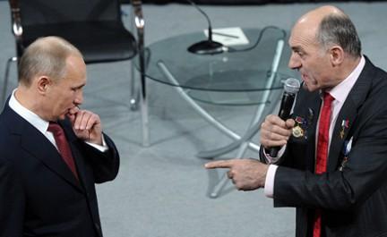 Putin&Talboyev