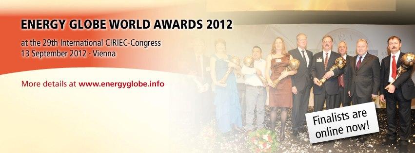 финалисты energy globe 2011