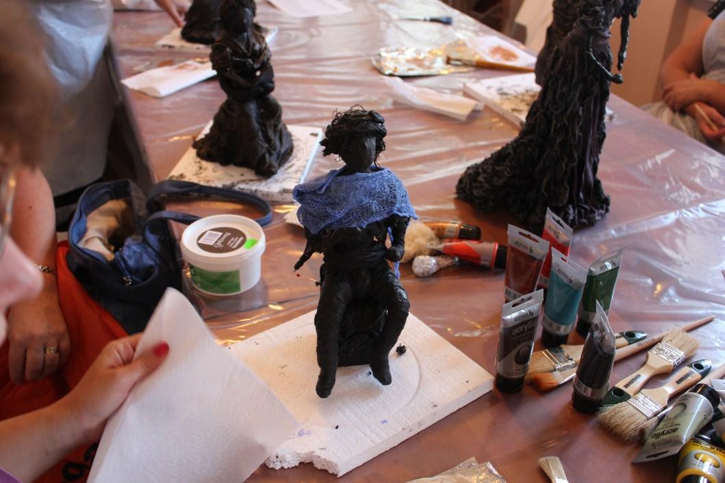 Все мастер-классы по скульптурному текстилю
