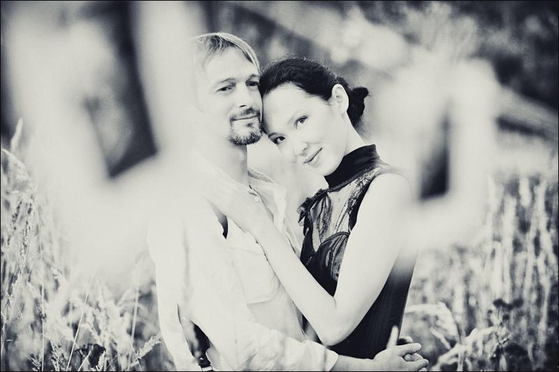 Я почти совсем уверена, что Аня Ривелотэ и ее муж
